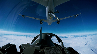 The KC-46A: Air Refueling in 3D